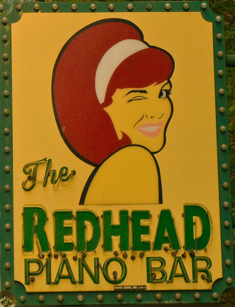 The Redhead Piano Bar, Chicago