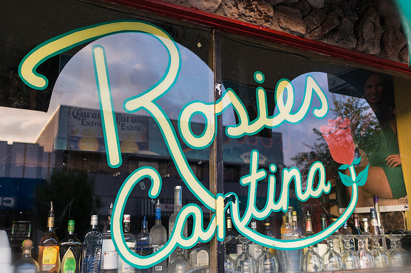 Rosie's Cantina; Millbrae, CA