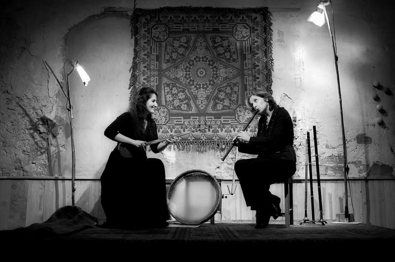 Isabelle Courroy - Shadi Fathi