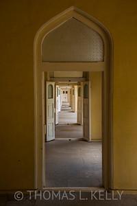 Chowmahalla Palace in Hyderabad. India.