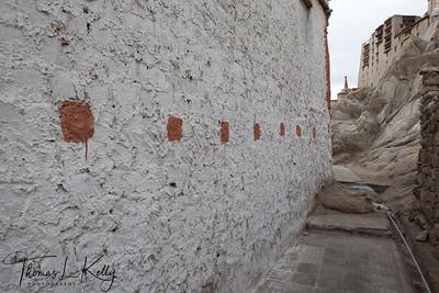Leh Palace. Ladakh, India.