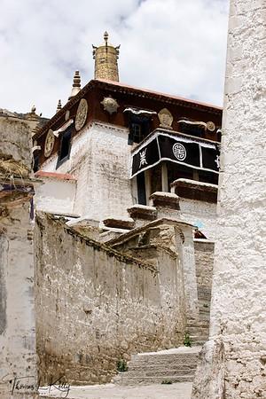 Drepung, Tibet.