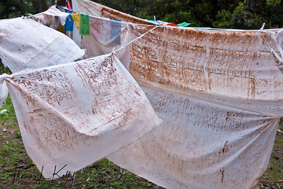 Prayer Flag, Gyalthang