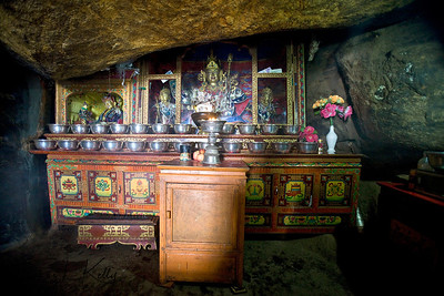 Chimpu, Tibet.