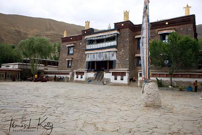 Mindroling Monastery, Tibet