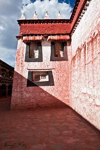 Samye Monastery in Tibet.