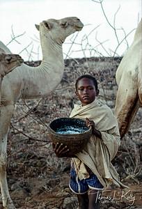 Gabbra, Chalbi Desert, Kenya