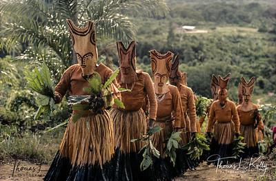Makuna Indians, Columbian Amazone