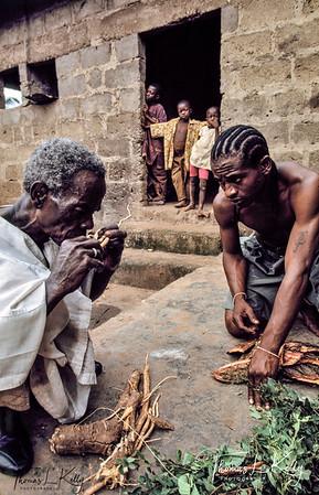 Yaruba Tribe of Africa