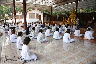 Tham Tong Meditation Center.