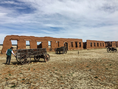 Fort Union, NM.