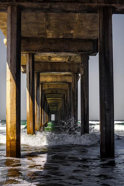 Scripps Pier, La Jolla