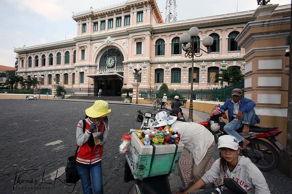 Saigon Central Post Office,