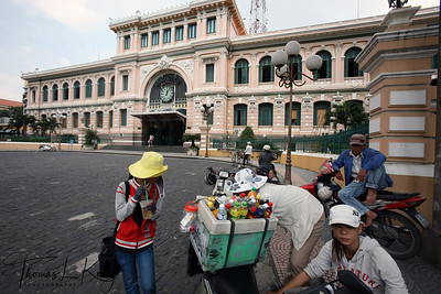 Saigon Central Post Office,