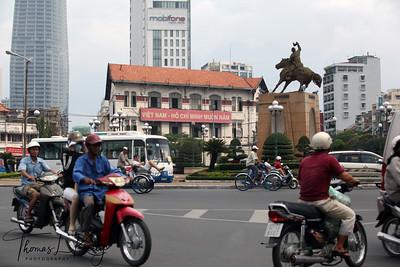 Ho Min Chi City