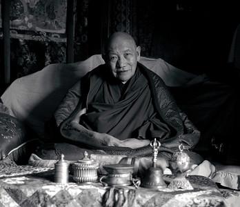 Trulshik Rinpoche