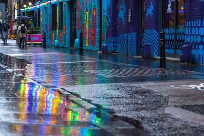 Melting Colors. London 2020