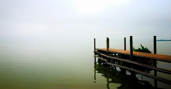 """ETC-3103  """"Lonely Pier"""""""