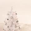 Antique Christmas tree.