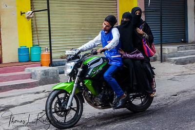 Burkha Women