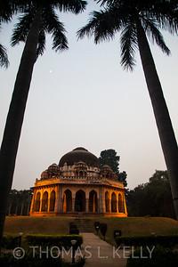Muhammad Shah Sayyid's Tomb.