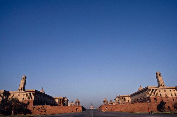 India Gate. New Delhi, India.