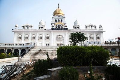 Gurudwara Bangla Sahib.