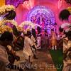 Durga Puja Pandal.
