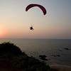 Goan Beach and Sea : Goa is famous for its beaches and is a prime attraction to the over 2 million tourists that visit the place. With scores of luxury hotels and resorts scattered around the beautiful beaches.