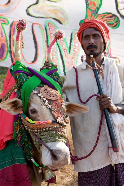 Anjuna Flea Market. Northern Goa, India.