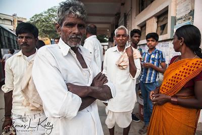 Hyderabad Locals.