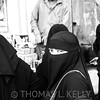 Burkha Women in Hyderabad
