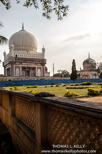 Muhammad Quli Qutb Shah' Garden-Tomb.