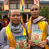 "KALACHAKRA-Pilgrims Converge On Bodhgaya-2012 : Tens of thousands of Buddhist pilgrims from around the world traveled to Bodhgaya, a town in northern India, to hear exiled Tibetan spiritual leader the Dalai Lama give the ""Kalachakra"" religious teachings.
