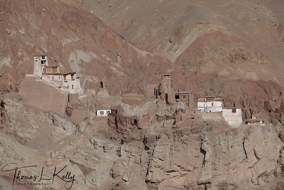 Basgo Palace.