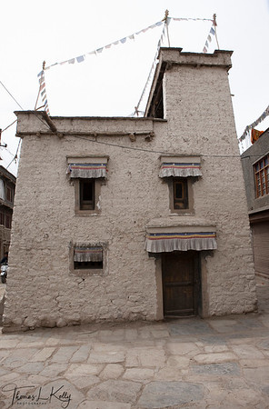 Ladakhi House restored by The Heritage Foundation