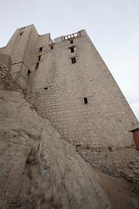 Leh Palace in Ladakh