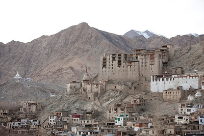 Leh Palace in Ladakh