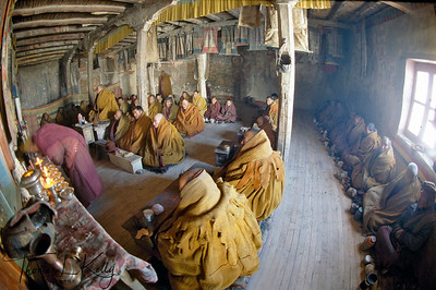 Kharsa Monastery