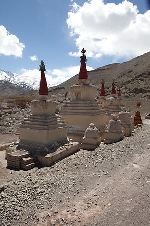 Stok Palace. Ladakh, India.
