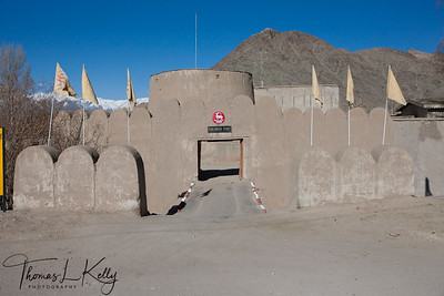 Zorawar Fort in Leh