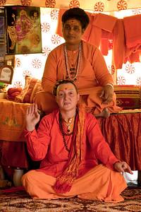 Kumbha Mela in Allahabad, India.