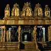 RUINS OF HAMPI : Hampi is a village in northern Karnataka state, India. It is located within the ruins of Vijayanagara, the former capital of the Vijayanagara Empire. Predating the city of Vijayanagara, it continues to be an important religious centre, housing the Virupaksha Temple, as well as several other monuments belonging to the old city. The ruins are a UNESCO World Heritage Site, listed as the Group of Monuments at Hampi.