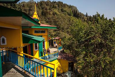 Ganesh Tok, Sikkim, India