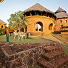 Accommodation at SwaSwara consists of 27 self-contained Villas, built in the local Konkan style, but featuring air -conditioning, modern plumbing and most other mod cons one would expect. Each Villa is inspired by the traditional family estates that dot the Konkan coast, and if they have added aircon and modern fittings, they do little to disturb the authenticity of experiences here. Natural materials are used throughout, most of them sourced locally from the artisans of the area. Swaswara in Karnataka. India,