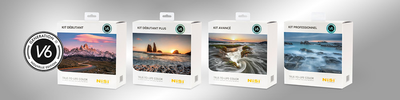 Filre NISI Photographie Photo ND1000 GND ND64 Polarisant ND NISI Filters Filter Antonio GAUDENCIO