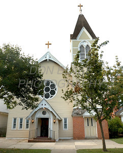 Former Ss. Peter & Paul Church was built in 1868.