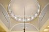 FI 1143  Ceiling, Hesinki Synagogue  Helsinki, Finland