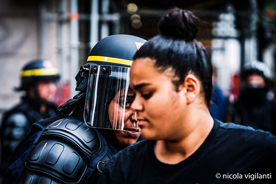 FRANCE - DEMONSTRATION - AGAINST RACISM