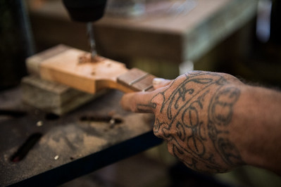 David Fabre - Le luthier des Marquises